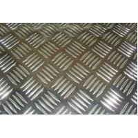 Wholesale 5 Bar Aluminium Chequer Plate Tread Sheet Continuous Casting for Car and Ship from china suppliers