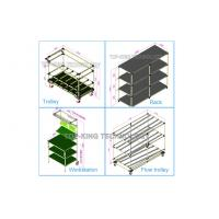 Wholesale Joint System Steel Pipe Rack CAD Drawing Model Industrial Shelving Units from china suppliers