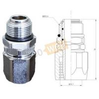 Wholesale HS-2A Rotary 360 Degree Hose Swivels Fuel Dispenser Parts Bronze from china suppliers