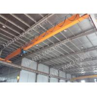 Wholesale 2 T Single Girder Overhead Cranes For Factories / Material Stocks / Workshop from china suppliers