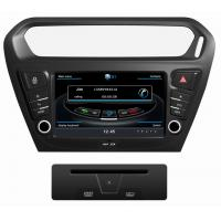 Wholesale Ouchuangbo Auto DVD Radio GPS players for Peugeot 301 Elisee 2013 S100 Platform 3G Wifi GPS Navigation OCB-294 from china suppliers