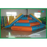 China Water Park Slide Funny Inflatable Water Toys Custom Inflatable Product on sale
