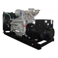 Wholesale 1500r / Min Rated Speed General Diesel Generator 250Kva Powered By Perkins Engine from china suppliers