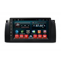 China Touchscreen 2 Din Android Car Navigation Video Multimedia BMW 5 Series X5 E38 E53 E39 for sale
