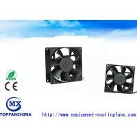 Buy cheap 3.6 Inch 92 MM Portable Small DC Brushless Fan , High Temp Exhaust Motor For Cabinet Chassis from Wholesalers