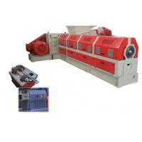 Wholesale PP PE Filler Masterbatch Machine Single Screw Extruder Equipment from china suppliers