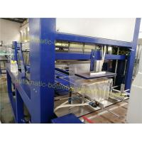 Wholesale Plastic Film Heat Shrink Wrap Machine , Shrink Label Machine 700mm Max Sealing Size from china suppliers