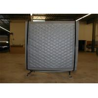 Wholesale sound blocking panels for outdoor and highway temporary noise fence insulation 40dB from china suppliers