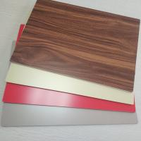 Wholesale 4mm ACP 3D Wood Grain Aluminum Composite Panel PE Coated Fluorocarbon Coatings from china suppliers