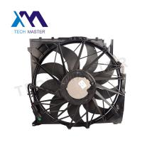 Wholesale Auto Parts Radiator Car Cooling Fan For BMW E83  Cooling Fans 17113442089 Power 600W from china suppliers