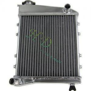 China High Performance Aluminum Radiators For Austin Mini Cooper 850 / 1000 / 1100 / 1275 on sale