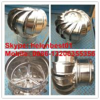 Wholesale 6inch Roof Top Wind Driven Ventilators from china suppliers
