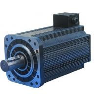 Buy cheap 4 Pole Brushless Motor 142mm Frame Size , 220VAC 1024ppr Rotary Encoder Motor from wholesalers