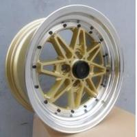 Buy cheap car alloy wheel from wholesalers
