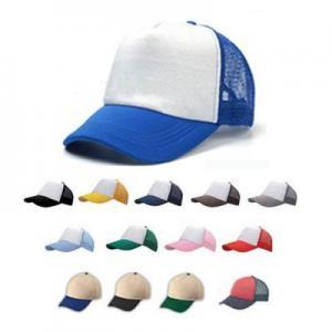 Wholesale Mesh caps two-tone,mesh trucker caps,baseball mesh caps from china suppliers