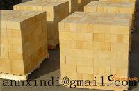 refractory fire clay brick alumina>34%