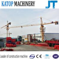 Wholesale Tower crane 5t load QTZ63-TC5010 tower crane with low price for Africa from china suppliers