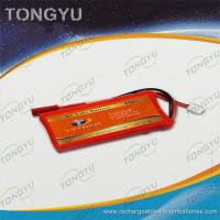 Wholesale CE ROHS RC Airplane LiPo Battery Pack 7.4V 450mAh 20C Discharge Rate from china suppliers