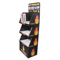 Wholesale display stand, vertical hook display stand, paper display stand, paper display pile head, POP display stand from china suppliers