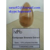 Wholesale Anticancer Supplement Powder Cordyceps Sinensis Extract from china suppliers