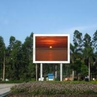 Wholesale Advertising LED  Sign high brightness full color SMD3535 P10 outdoor module 320x160mm from china suppliers