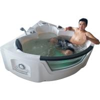 China TOP SELLER JACUZZI BATHTUB SWG-1809 HOT WHIRLPOOL TUB CHINA BATHTUB MANUFACTURER on sale