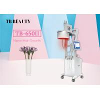 China LED Light Laser Beauty Equipment Hair Growth /  Laser Hair Loss Therapy Machine on sale