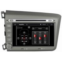 Wholesale Ouchuangbo In Dah GPS Navigation Radio Stereo Multimedia Kit for Honda Civic 2012 Android from china suppliers