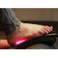 Wholesale Portable Diode Laser Treatment For Plantar Fasciitis , OEM Laser Therapy For Pain from china suppliers