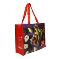Buy cheap Eco Handmade Non Woven Shopping Tote Laminated Grocery Bags For Women from wholesalers