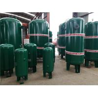 Wholesale Multi Purpose Portable Vacuum Receiver Tank , Vacuum Compressed Air Accumulator Tank from china suppliers