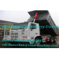 Wholesale 70 TON MINING DUMP TRUCK  For Harsh Environments Heavy Duty Dumpper , EURO II ZF8198 from china suppliers