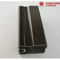 Wholesale Extruded Aluminum Profile For Building Material , Customized Color And Surface Treatment from china suppliers