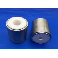 Wholesale Zirconia Ceramic Cylinder Liner for Mud Pumps Ceramic to Metal Tube from china suppliers