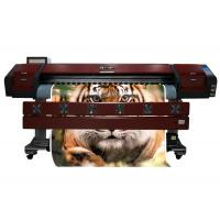 1.8m High Speed Dye-Sublimation Transfer Printer 5113 Double Head For Transfer Paper