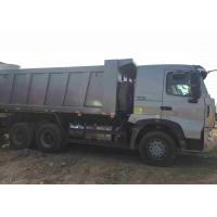 China 8X4 371HP 60 Ton Heavy Spec Dump Truck With 12 Tires , 1 Year Warranty for sale