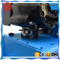 Wholesale Blue color with different 2 sizes hydraulic hose crimping P32 China manufacturer finn-power hose crimping machine from china suppliers