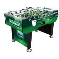 China Deluxe 144 CM Football Game Table Color Graphics Design For Entertainment on sale
