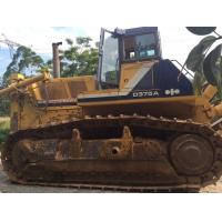 Wholesale Original japan Used KOMATSU D375A Bulldozer For Sale from china suppliers