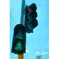 Quality Fama wholesale Pedestrian Traffic Signals , Pedestrian Crosswalk Lights Low for sale