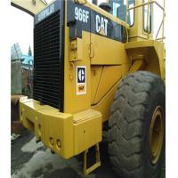 Quality Used CAT966F loader for sale