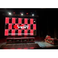Wholesale Outdoor P4.81 Rendering Full Color Rental Led Video Wall For Stage Background from china suppliers