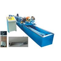 Buy cheap PLC Bottom Profile Shutter Door Roll Forming Machine 20 Stations from wholesalers