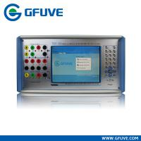China THREE PHASE PROTECTIVE RELAY TEST SET on sale