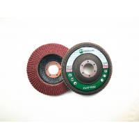 Wholesale T27 Aluminium Oxide 100 Grit 115mm Angle Grinders Flap Disc Wheel from china suppliers