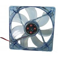 Buy cheap 4.7 Inches Transparent Blue Cpu Cooler Fan 120mm Computer Fan from Wholesalers