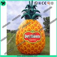 Wholesale Fruits Advertising Inflatable Pineapple Replica/Inflatable ananas Model from china suppliers