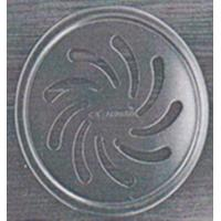 Export Europe America Stainless Steel Floor Drain Cover3 With Circle (Ф97.3mm*3mm) for sale