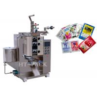 Wholesale Stainless Steel Automatic Liquid Packing Machine For Sauce / Vinegar / Oil Bag from china suppliers