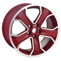 Wholesale 20x9.5 45 ET Red Full Painted 20 Inch Alloy Wheel For Automobile, Car Alloys Wheels from china suppliers